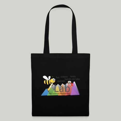 iLabX - The Internet Masterclass - Tote Bag
