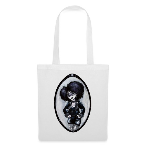 Trad Goth Art by E. R. Whittingham - Tote Bag