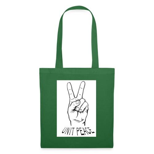 unit peace - Stoffbeutel