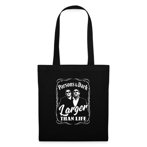 Parsons & Dark Logo - Tote Bag