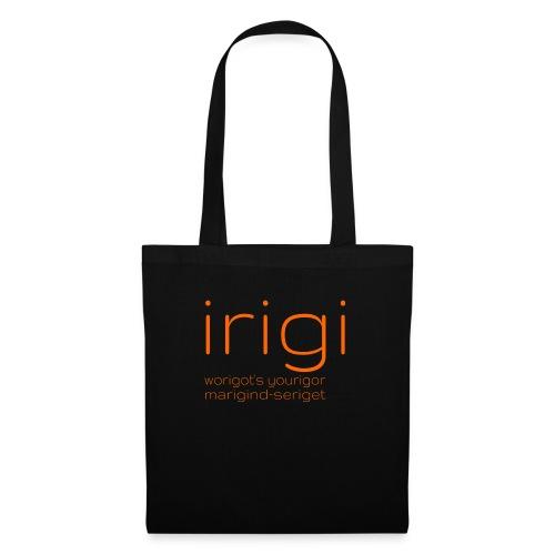 irigi-logo-007 - Tote Bag