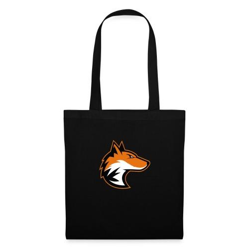 big fox logo - Tygväska