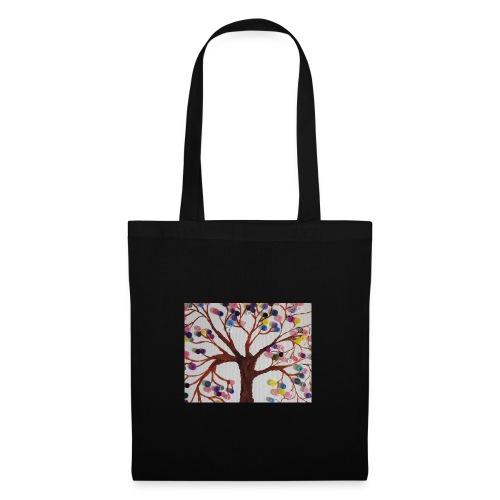 knopenboom - Tas van stof