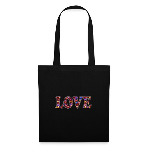 Emoji Love T- Shirt - Stoffbeutel