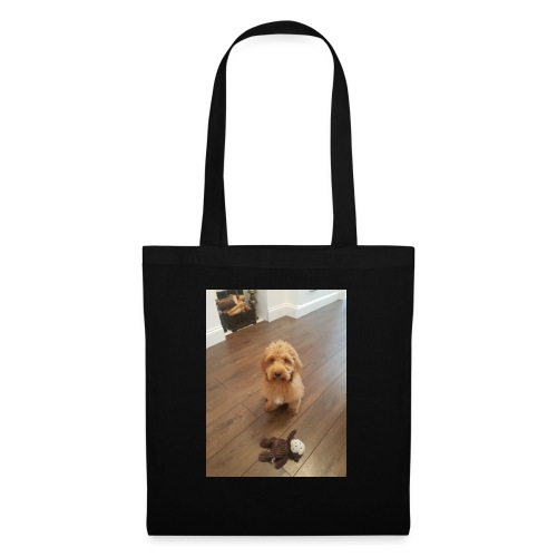 Teddy boy is here come and buy this - Tote Bag