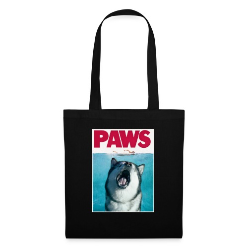 paws Alaskan Malamute - Tote Bag