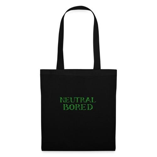 Tru Alignment - Neutral Bored - Tote Bag