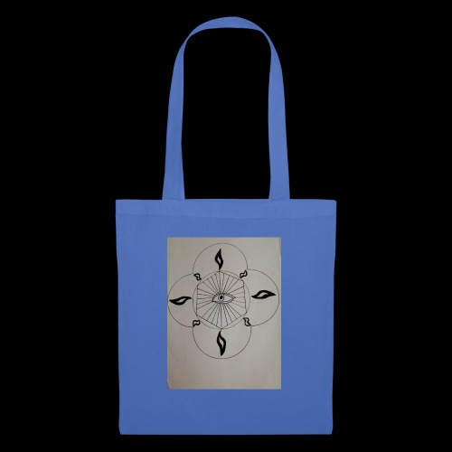 Luminous Eyes - Sac en tissu
