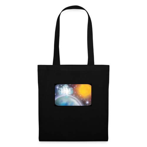 C JHS Espace Cadre noir - Tote Bag