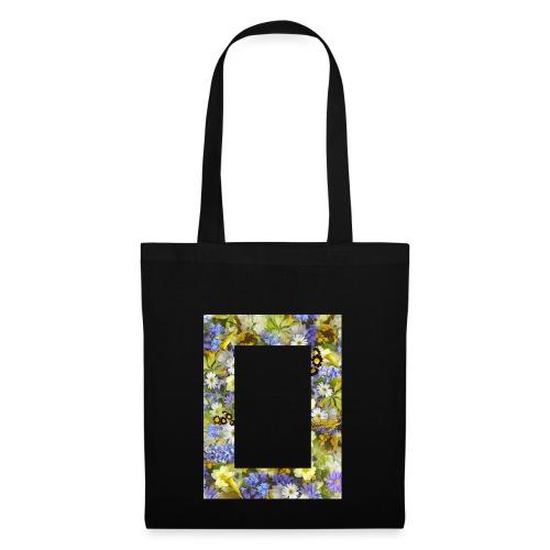 Tasse de flieurs - Tote Bag