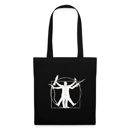 Vitruvian Trump: Anti-Trump design - Tote Bag