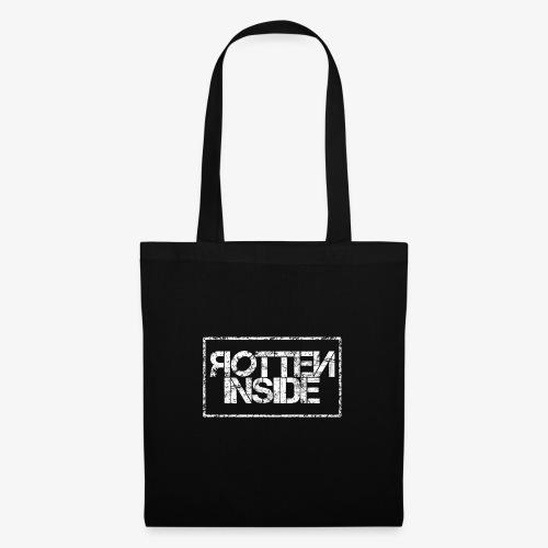 Rotten Inside - Borsa di stoffa