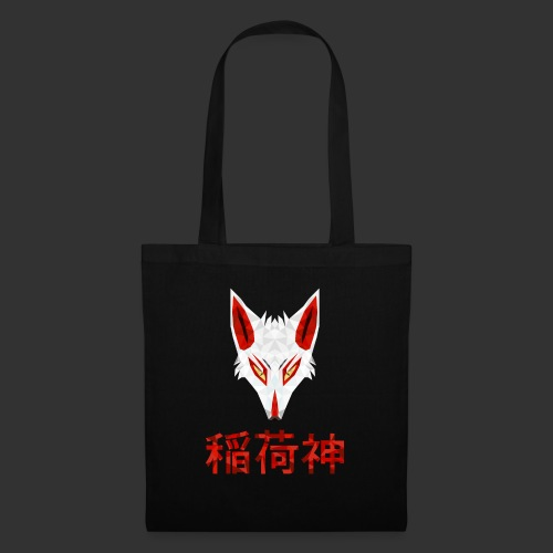 Inari Fox (稲荷神) - Tote Bag