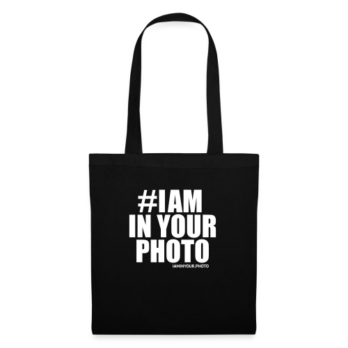 I AM IN YOUR PHOTO T-shirt Women - Tas van stof