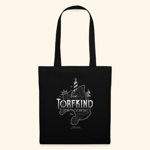 Torfkind Islay Whisky T Shirt Design - Stoffbeutel
