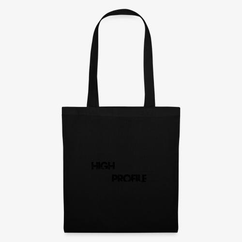HIGH PROFILE SIMPLE - Tote Bag