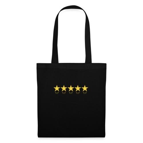 5 stars - Stoffbeutel