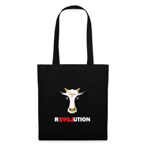 Vegan Revolution - Tote Bag