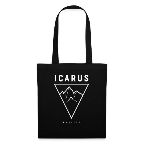 LOGO ICARUS blanc - Tote Bag