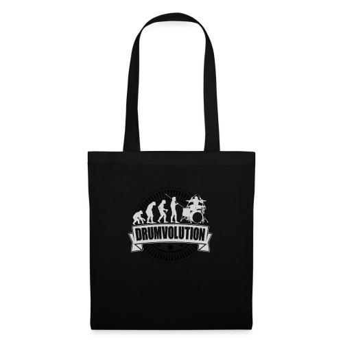 Drummer Tasche für Schlagzeuger - Drumvolution - Stoffbeutel