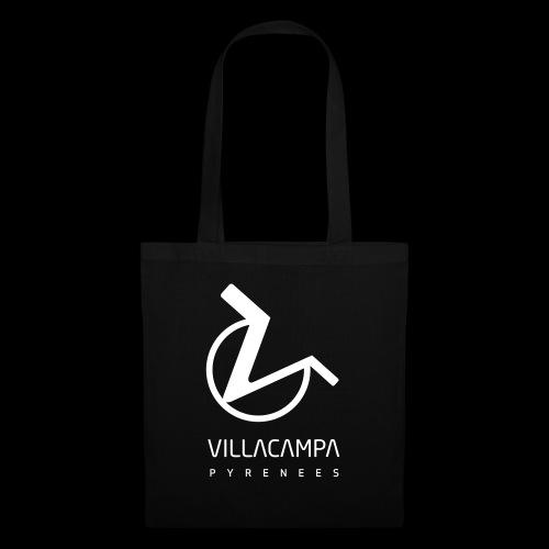 VILLACAMPA tshirt final02 - Sac en tissu