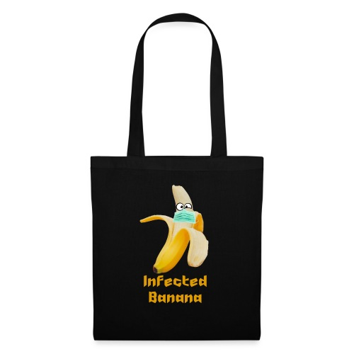 Infected Banana Edition - Stoffbeutel