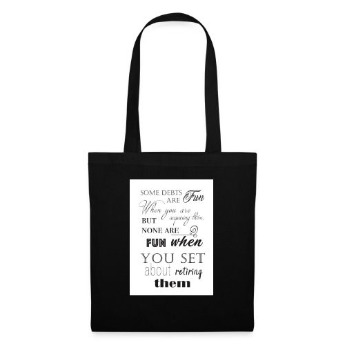 Don't pay they won't take it away - Tote Bag