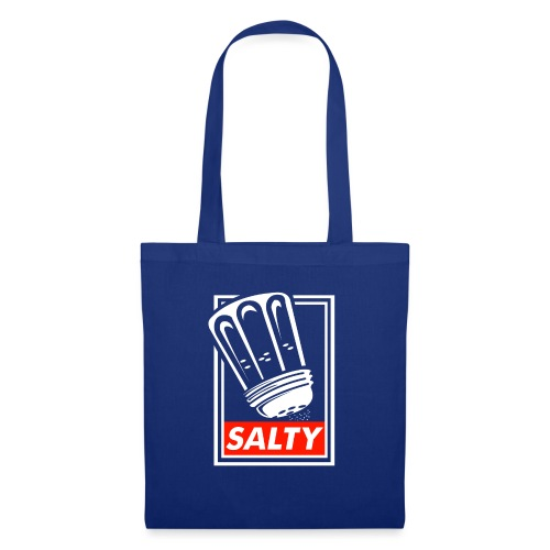 Salty white - Tote Bag