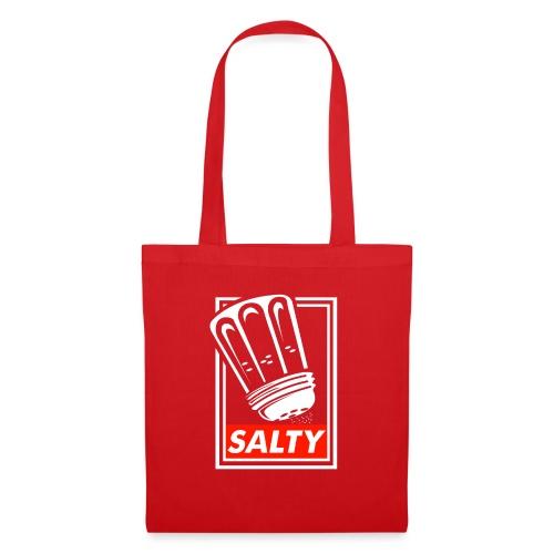 Salty white - Tote Bag