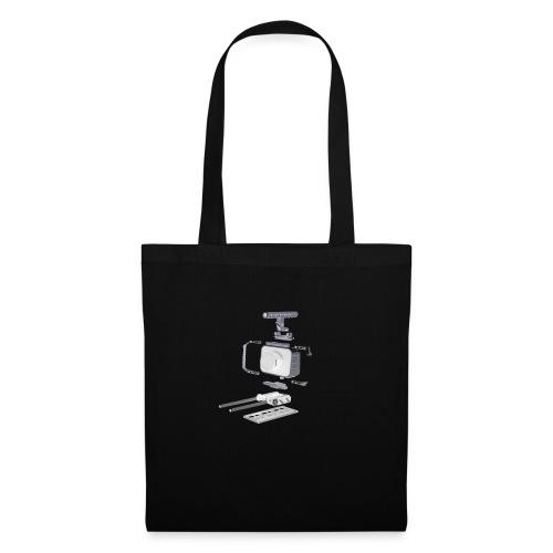 VivoDigitale t-shirt - Blackmagic - Borsa di stoffa
