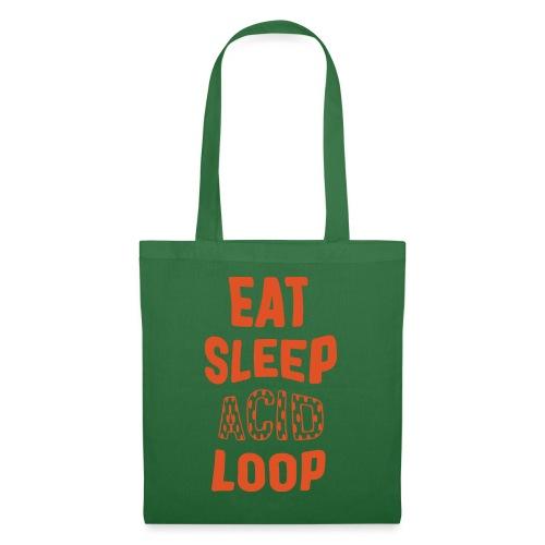 Eat Sleep Acid Loop - Tote Bag