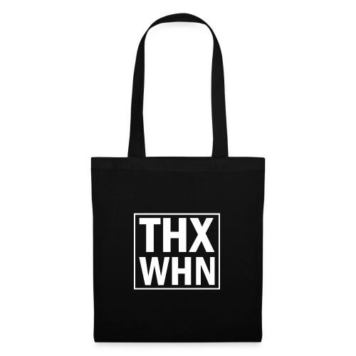 THX WHN - Thanks Wuhan (weiss) - Stoffbeutel
