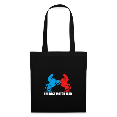 Najlepszy zespół motocyklistów - Torba materiałowa