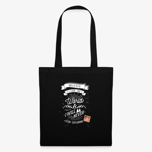 NEVERSTOPEXPLORING1 - Tote Bag