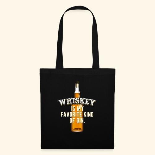 Whiskey Sprüche Für Clevere Leute - Stoffbeutel