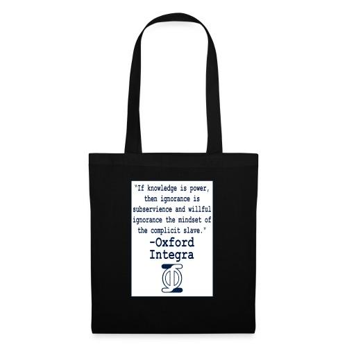 Oxford Integra - Tote Bag