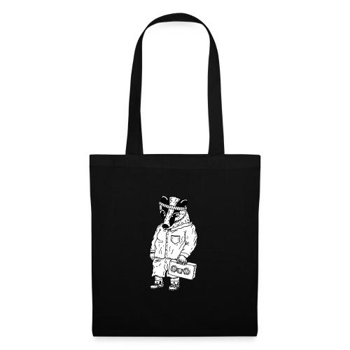 Boombox Badger - Tote Bag