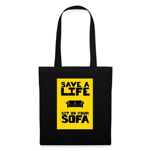 Save A Life - Tas van stof