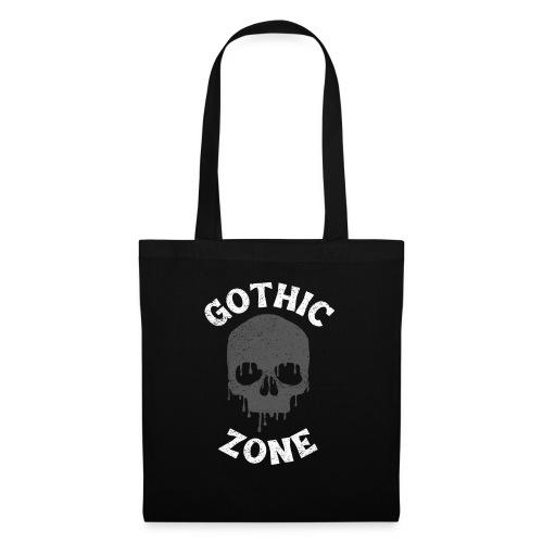 gothic - Sac en tissu