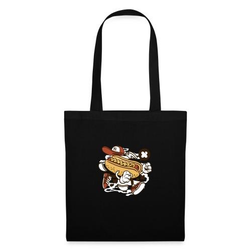 Crazy Hot Dog - Tote Bag