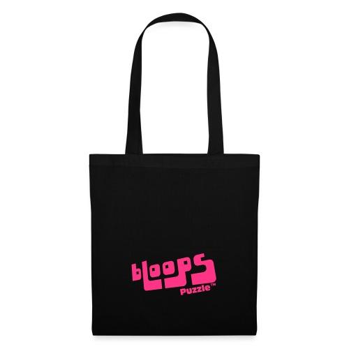 Women's Organic Tank Top bLoops Puzzle™ - Torba materiałowa
