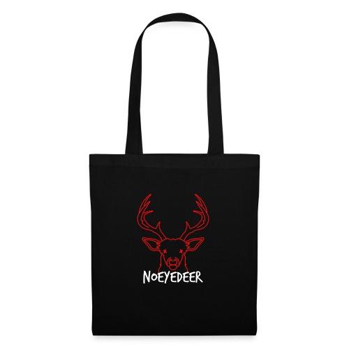 Noeyedeer Red - Tote Bag