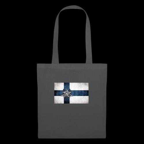 Suomen lippu - Kangaskassi