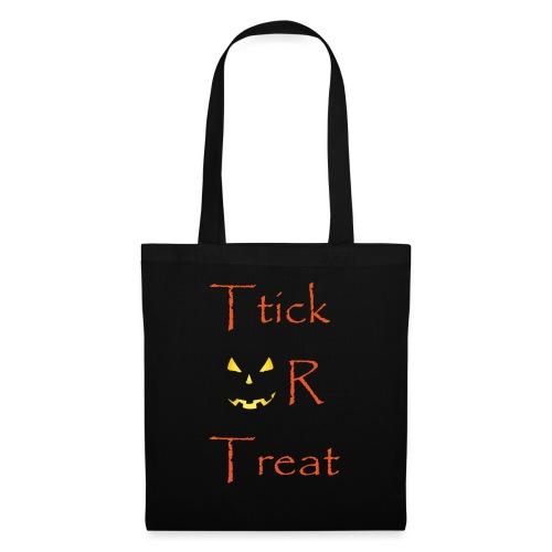 Trick or Treat Yourself, Halloween Stuff for you . - Sac en tissu