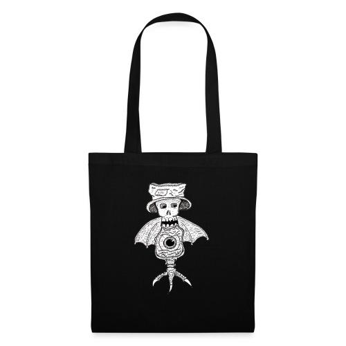 SkullBatEye - Tote Bag