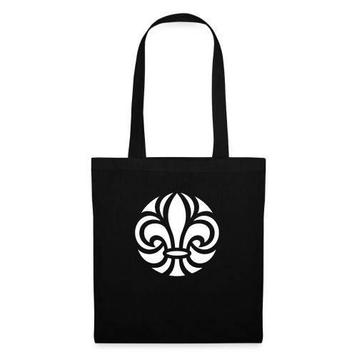 Scouterna-symbol_white - Tygväska
