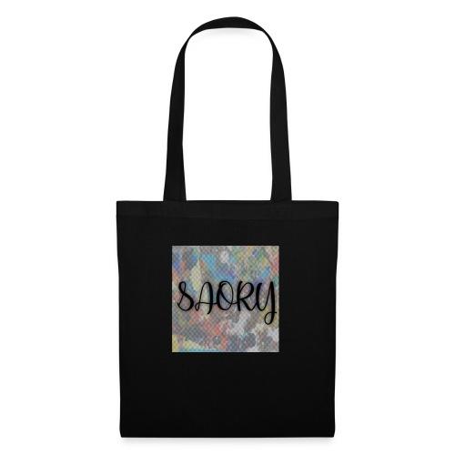 Saory - Bolsa de tela