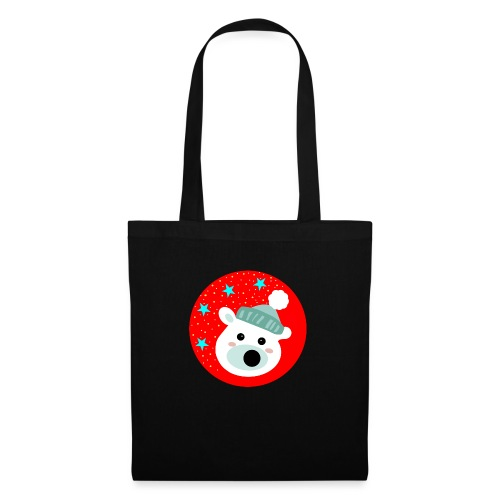 Winter bear - Tote Bag
