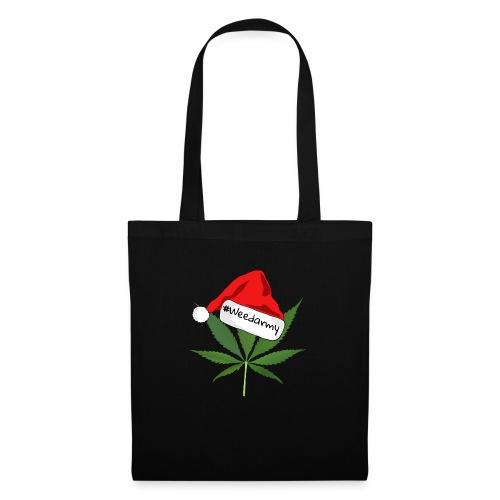 Weedarmy Weihnachtshanf - Stoffbeutel