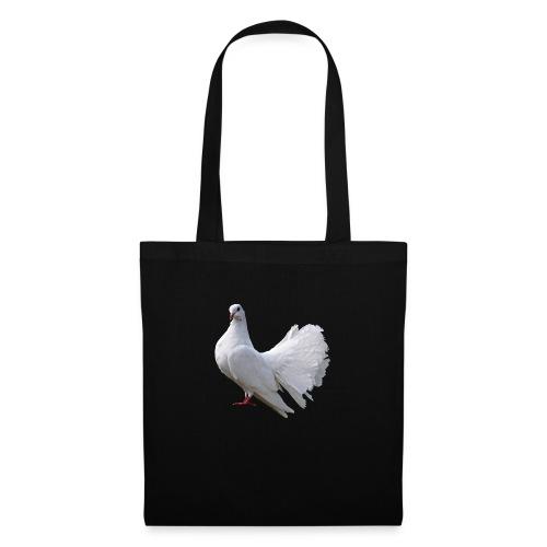 Taube Brieftaube Friedenstaube Vogel - Stoffbeutel